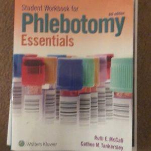 Phlebotomy essentials workbook